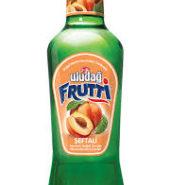 Uludağ Frutti Şeftali Aromalı Maden Suyu 200 Ml