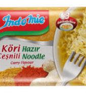 Indomie Köri Çeşnili Hazır Noodle