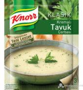 Knorr Kremalı Tavuk Çorbası