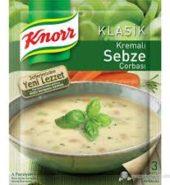 Knorr Sebze Çorbası