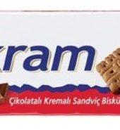 Ülker İkram Çikolatalı Bisküvi 84 Gr