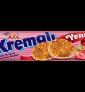 Eti Kremalı Çilekli Bisküvi 100 Gr