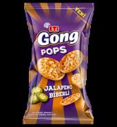 Eti Gong Pops Jalepone 80 Gr