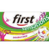 First Sensations Double Kick Sakız