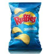 Ruffles Originals Sade Cips 104 Gr