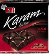 Eti Karam Bitter %54 Kakao 60 g