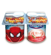 Danino Disney Çilek Yoğurt 90 Gr 2'li