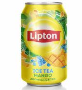 Lİpton İce Tea Mango Aromalı Kutu 330 ml