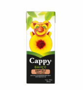 Cappy Şeftali 200 Ml