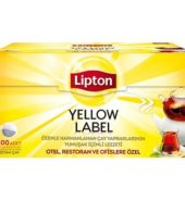 Lipton Yellow Demlik Çay 100 Lü