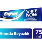 Signal White Now Anında Beyazlık Diş Macunu 75 ml