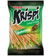 Ülker Krispi Baharatlı Çubuk Kraker 54 Gr