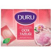 Duru Fresh Duş Sabunu Çiçek Tazeliği 4X150 G