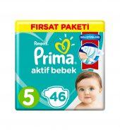Prima Aktif Bebek Mega Fırsat Paketi 5 Beden 46'lı