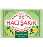 Hacı Şakir Zeytinyağ & Bal Kalıp Sabun 4×150 G Marka: Hacı Şakir