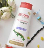 Restorex Sağlıklı Uzama Etkili Şampuan 550 Ml