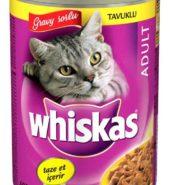 Whiskas +1 Yaş Tavuklu Kedi Maması