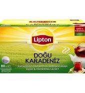 Lipton Doğu Karadeniz Demlik Çay 80×3.2 Gr
