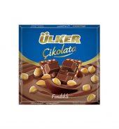 Ülker Fındıklı Sütlü Kare Çikolata 60 Gr