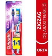 Colgate ZigZag Diş Fırçası 1+1