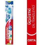 Colgate 3 lü Etki Diş Fırçası
