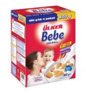 Ülker Bebe Sütlü Bisküvı 800 gr