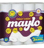 Maylo 3 Katlı 32'li Tuvalet Kağıdı