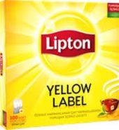 Lipton Yellow Süzen Poşet 100 lü