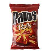 Patos Rolls Acı Kırmızı Biber Aromalı 167 G