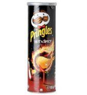 Pringles Hot Spıcy 130 gr