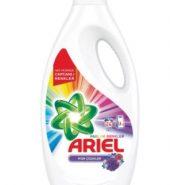 Ariel Parlak Renkler Sıvı 24 Yıkama 3,6 Kg (Mor Çiçekler)