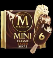 Magnum Mini Classic-Badem-Beyaz