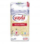 Yayla Baldo Pirinç Gönen 1 Kg