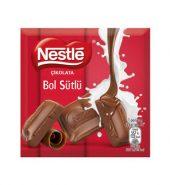 Nestle Bol Sütlü Kare Çikolata 60 g