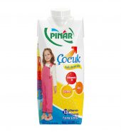 Pınar Çocuk Devam Sütü 500 Ml Ballı
