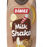 Dimes Milkshake Muz Kurabiye 310 ml