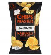 Chips Master Baharatlı 110 G