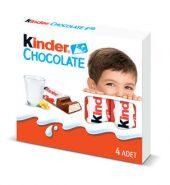 KİNDER CHOCOLATE 4 ADET 50 G