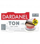 DARDANEL TON LİGHT /SUDA  2×150 G