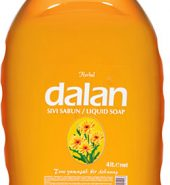 DALAN HERBAL SIVI SABUN 4 L
