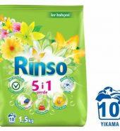 RİNSO 5'İ 1 YERDE  1,5 KG 10 YIKAMA