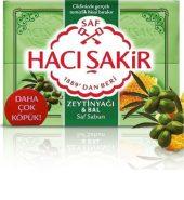 HACIŞAKİR ZEYTİNYAĞI & BAL SAF SABUN 600  G