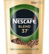 Nescafe Blend 37 Paket 80 gr
