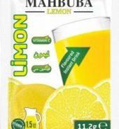 Mahbuba Limon Aromalı İçecek Tozu 11,2 g
