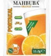 Mahbuba Portakal Aromalı İçecek Tozu 11,2 g