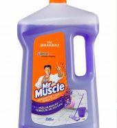 Mr. Muscle Konsantre Yüzey Temizleyici Lavanta – 2500 ml