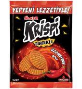 Ülker Krispi Tırtıklı Acılı Kraker 48 Gr