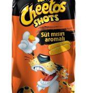 Mini Cheetos Shots Süt Mısırı Aromalı 26 G