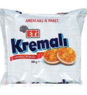 Eti Kremalı 4'lü Paket