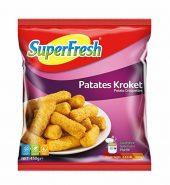 Superfresh Patates Kroket 450 g